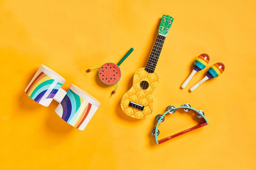 sunnylife-music-photo-booth-prop-kit-brisbane-hire-for-event-rainbow-strawberry-pineapple-bongo-drums-ukulele-shakers-Tambourine-props-fun-colourful.jpg