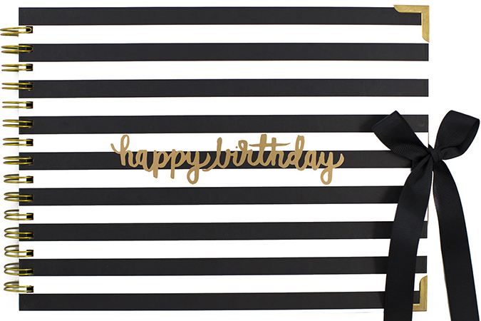 Happy-Birthday-black-white-striped-Modern-Photo-booth-guest-book-album-photobooth-hire-partys.jpg