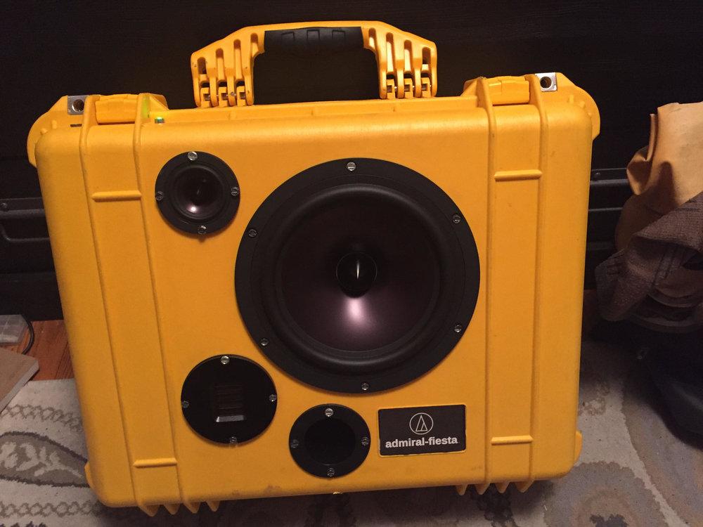 Audiophile Boombox