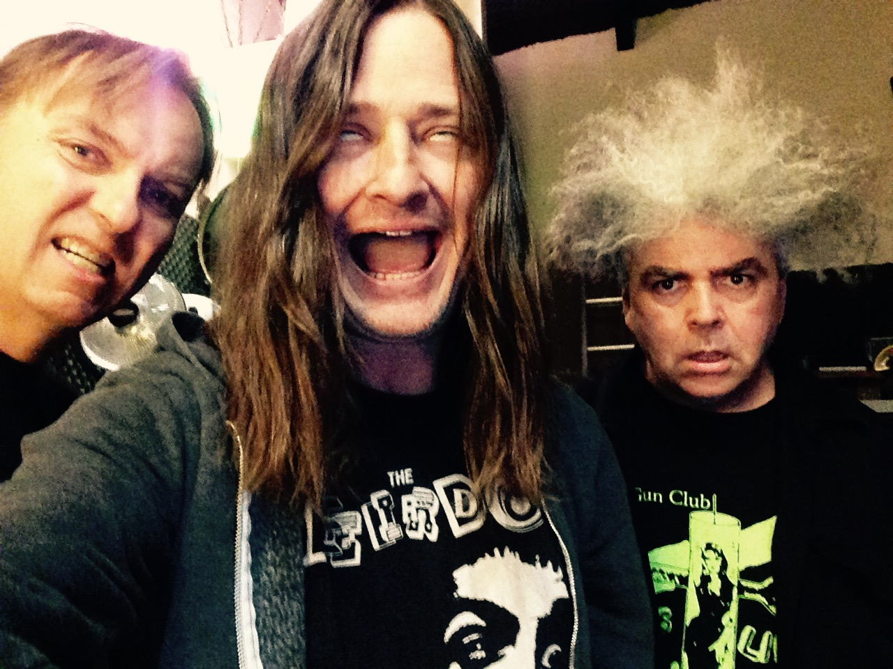 Melvins at the Continental Room - 3.23.16 — Joe Cortez, Jr.
