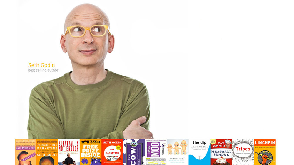 Jason Khoo: Shout out to Seth Godin's New Book - It's Your Turn