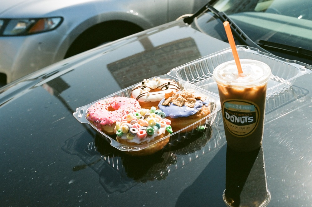 California Donuts, Los Angeles CA