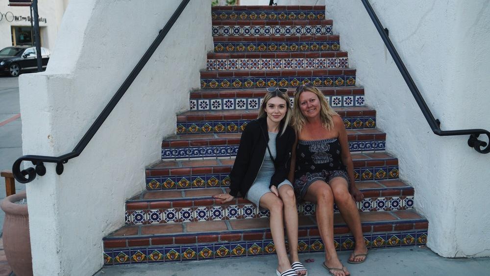 Mama and me!