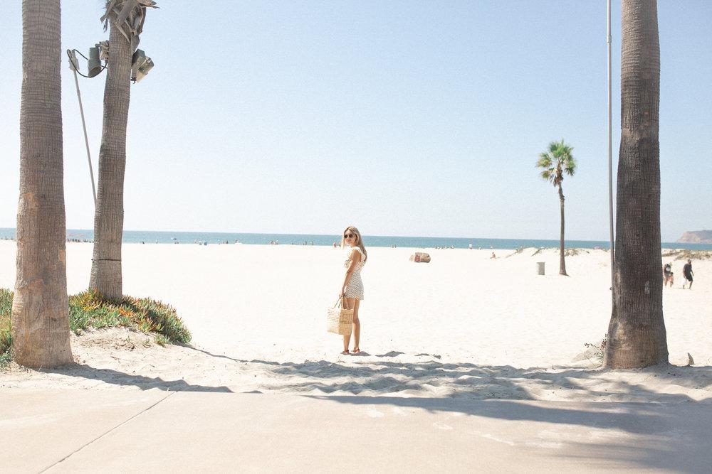 Coronado Island is paradise.