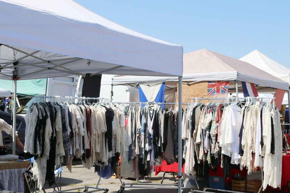 Dreamy pieces at Melrose Trading Post.