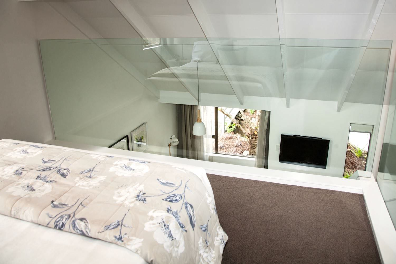 Mezzanine Bedroom Mezzanine King Aria On Bank