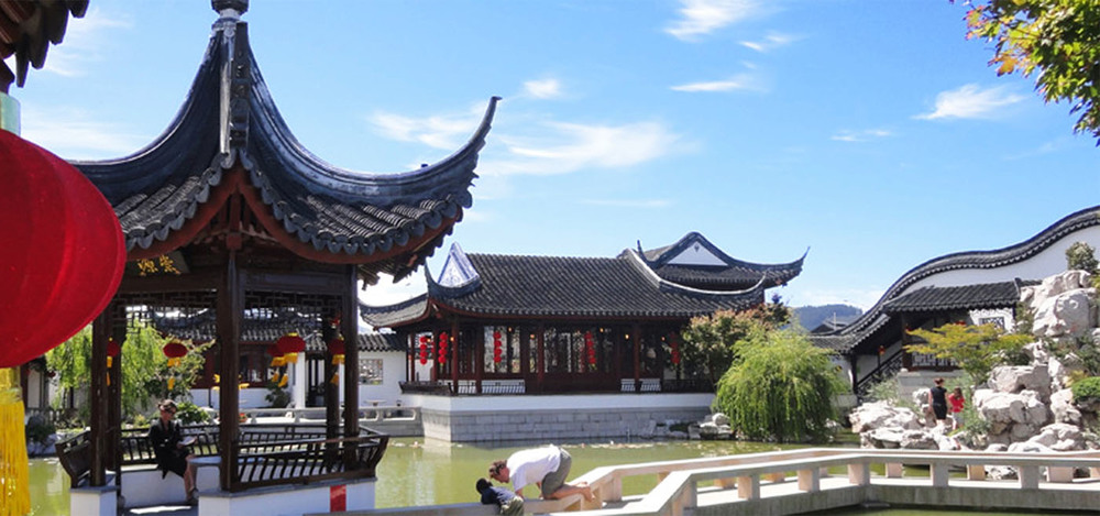 An authentic Scholar's Garden celebrating Otago's Chinese heritage