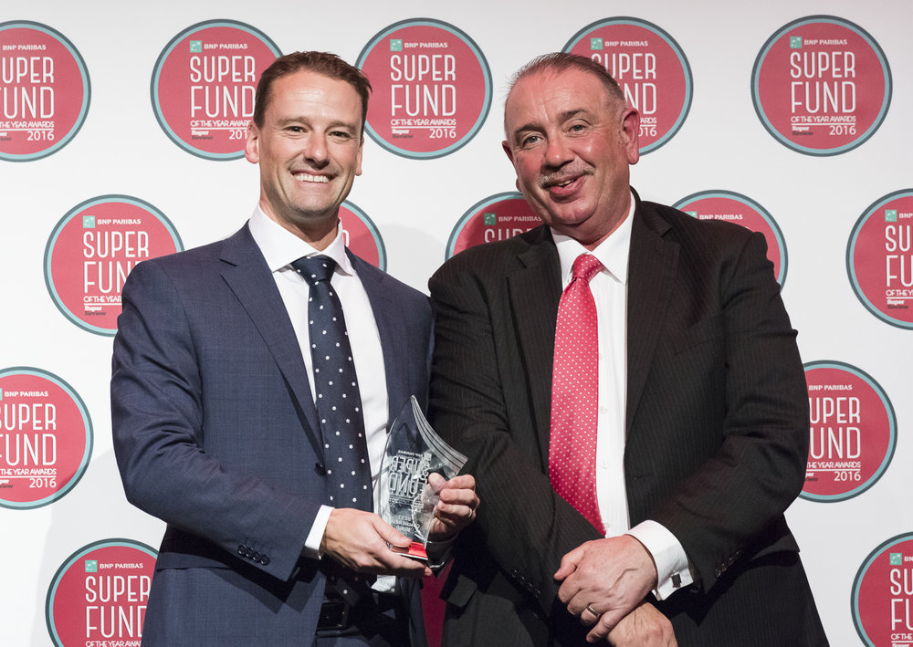 Super Fund Awards 2016