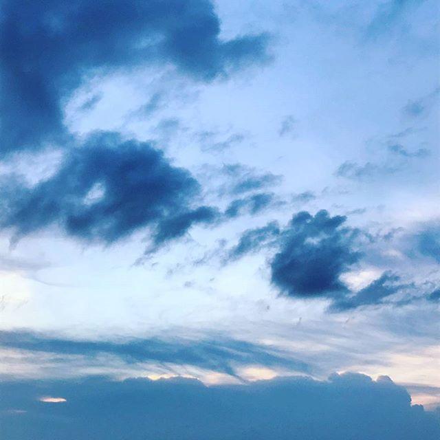 🌫 #skyporn #nuance #bleu #pastel