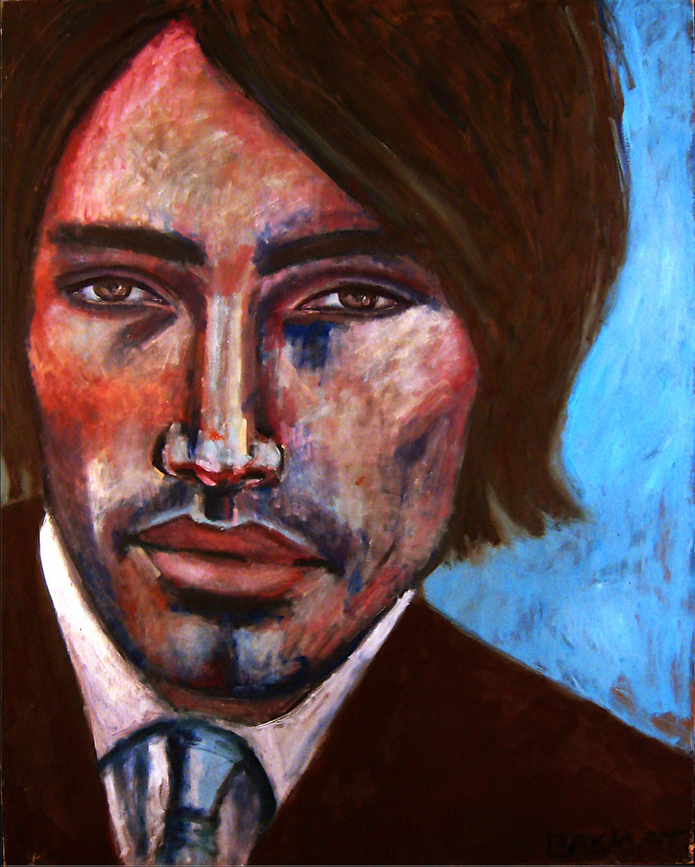 Henry    -   152cm x 122cm, Oil on Canvas