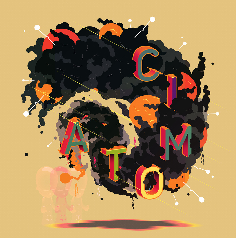 Atomic text