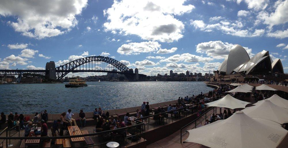 Sydney Harbour - Sydney, Australia.jpg