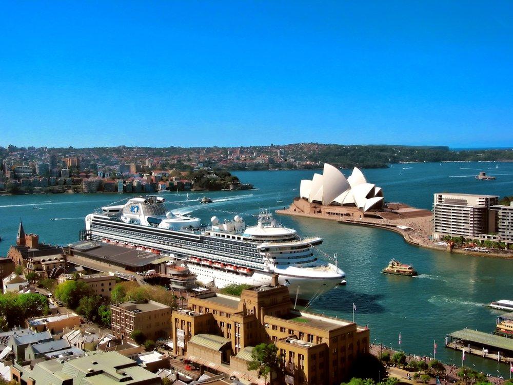 Sydney Harbour Cruise Ship - Sydney, Australia.jpg