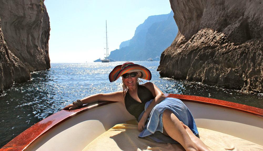 Boating Capri, Italy - Capri, Italy.jpg