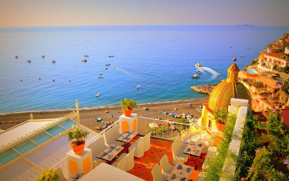 Dreaming of La Dolce Vita - Positano, Italy.jpg