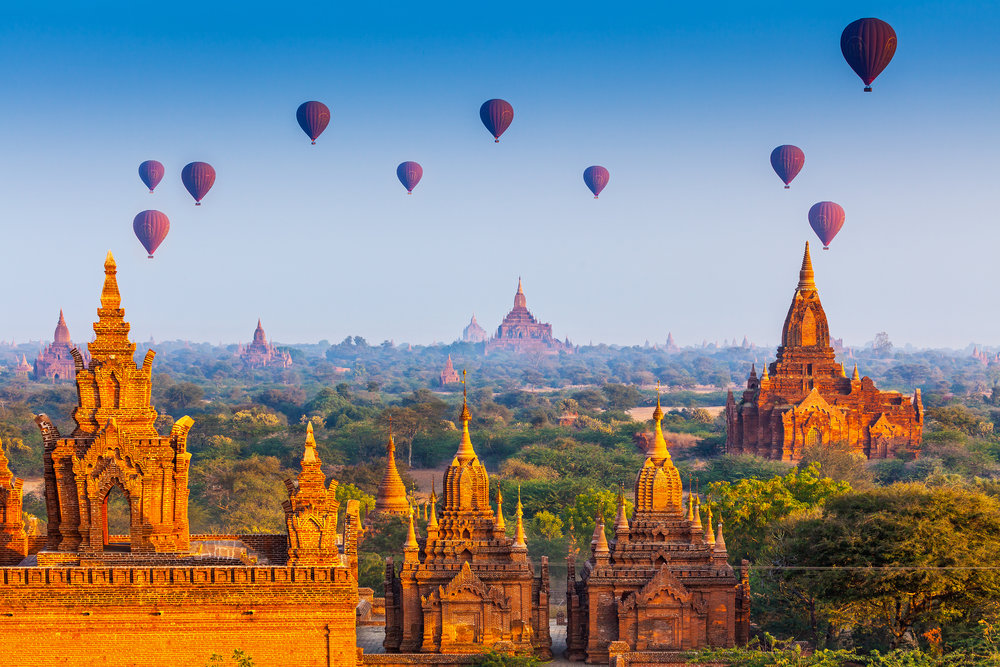 MYANMAR   Now is the moment to visit this extraordinary land, scattered with gilded pagodas, where the traditional ways of Asia endure and areas that were previously off-limits are opening up.