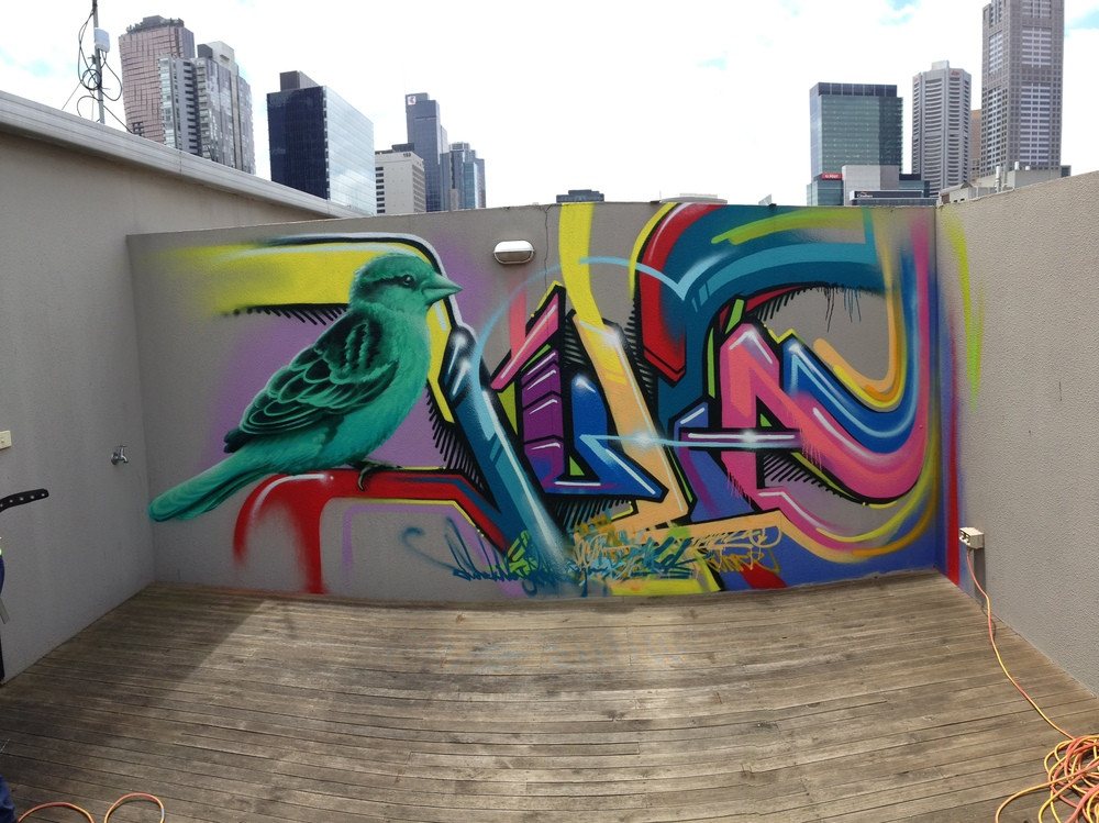 Hire Street Artists in Melbourne