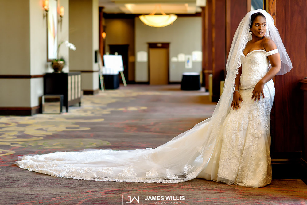 Dallas African American Wedding Photographer James Willis Photography
