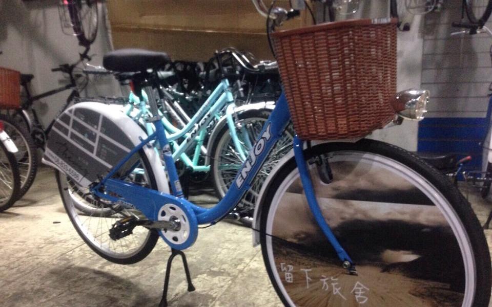 腳踏車租借