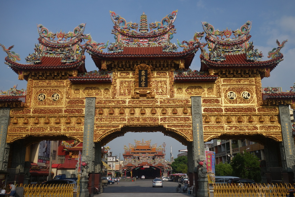 Tung Lung Temple
