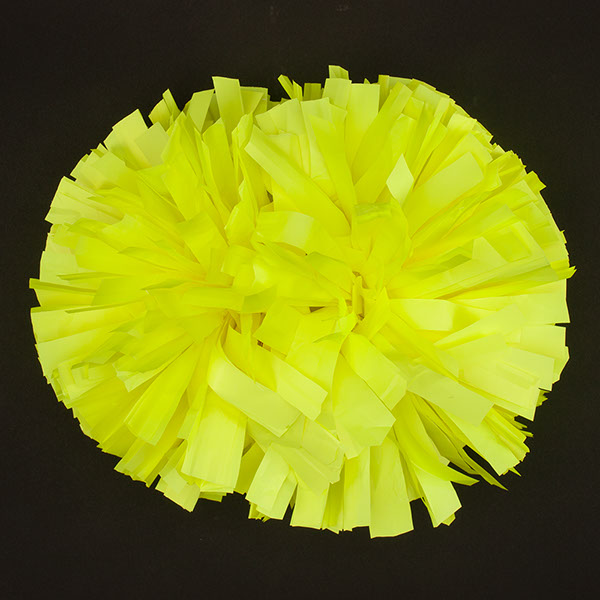 Neon Fluorescent YELLOW