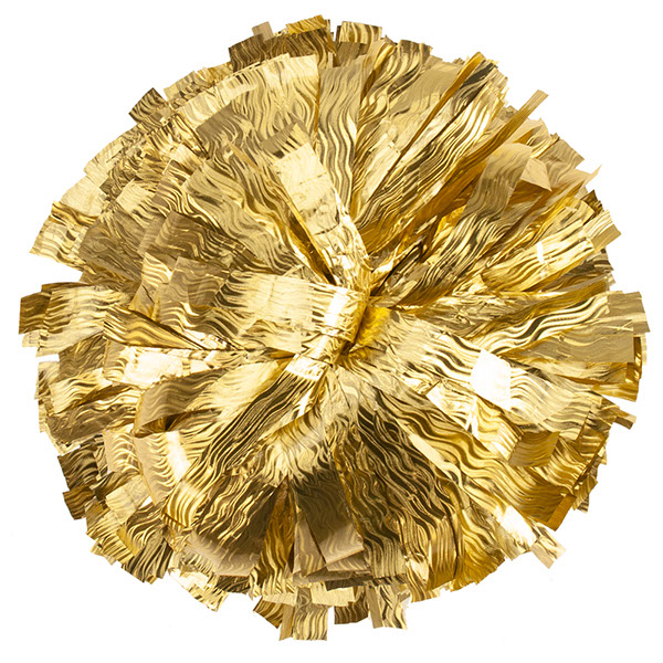 Holographic Gold Shimmer