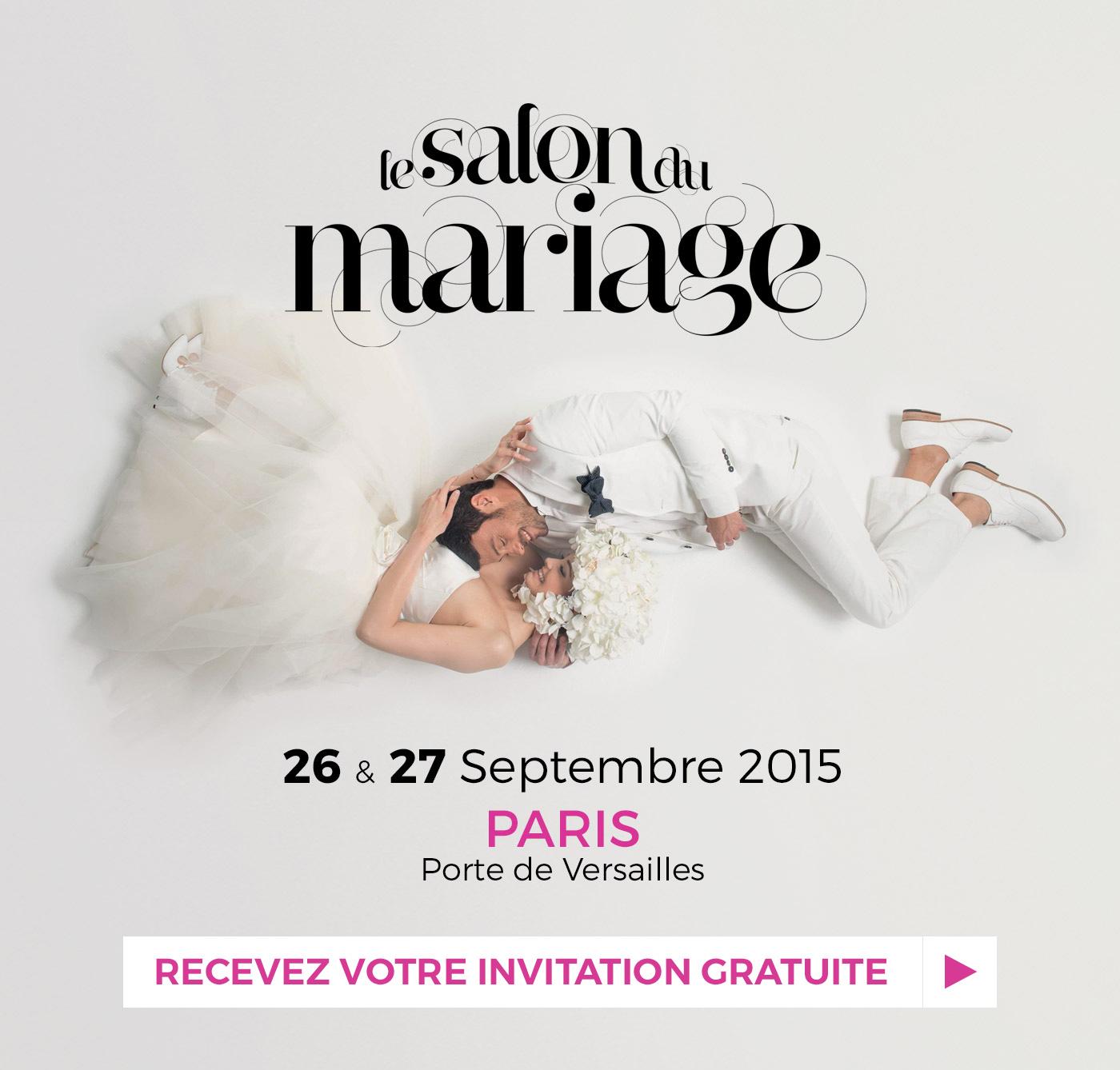 Salon Du Mariage 2015 Paris