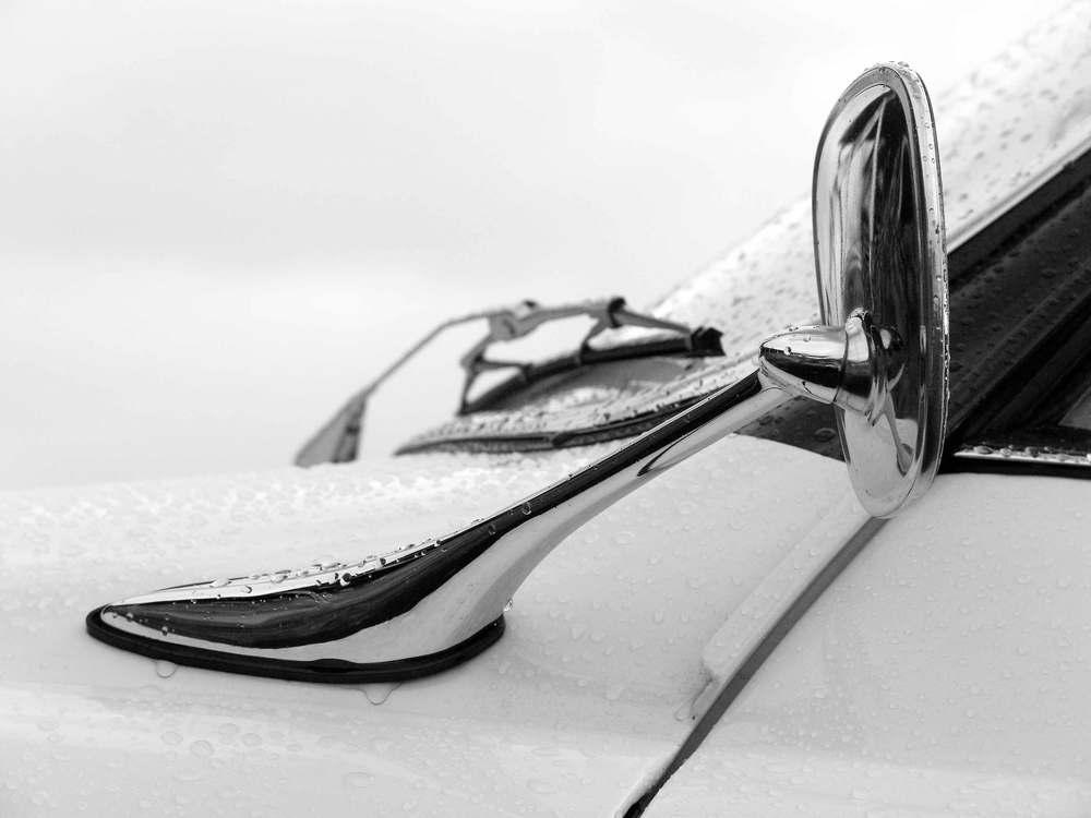 Volkswagen Ghia - wing mirror