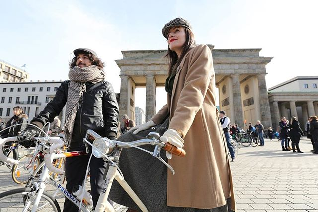 Tweed Day Berlin 2017 #tweed #tweedday #tweeddayberlin #berlinlife #branderburgtor