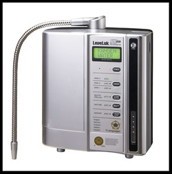 Does a water ioniser mimic nature?