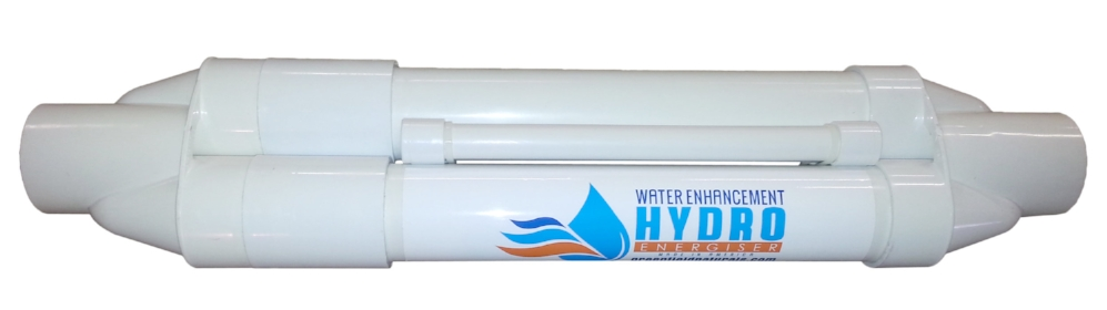 "We also offer a Water Enhancement unit for water lines larger than 1"" and less than 2"". Choose at checkout."