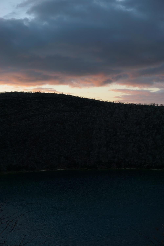 Darwin's lake
