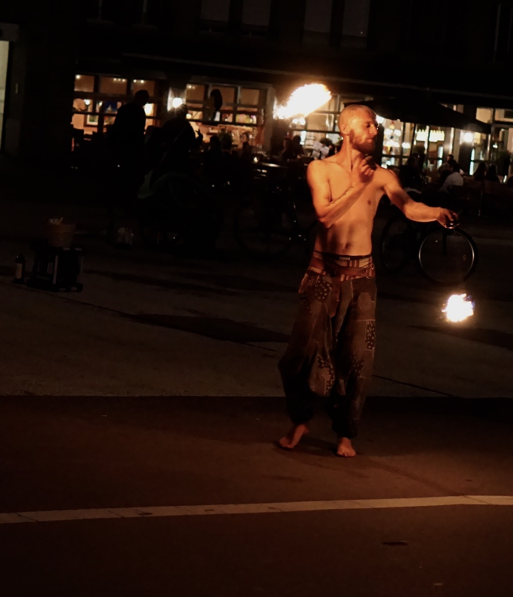 I know what you're thinking. Bern seems really great, but it could really use more fire dancers. Totally agree with you.