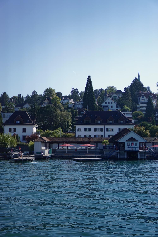 The shores of Küsnacht