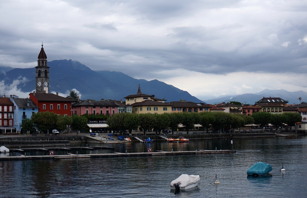 Wandering around Ascona