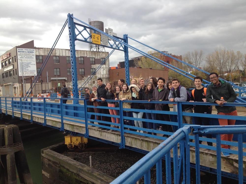 Field Trip to the Gowanus Canal
