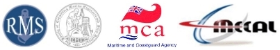 The Society of Consulting Marine Engineers and Ship Surveyors (SCMS), INTERNATIONAL MARINE CONSULTANCY (MECAL), Register of Marine Surveyors (RMS)