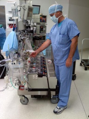 Interview With Mr Clifford Ball A Clinical Cardiac Perfusionist