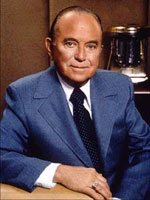Ray Kroc, once a paper cup salesman, founded the McDonald's fast-food empire in the 1950s. Photo courtesy www.mcdonalds.com.