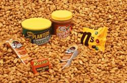 Figure 1. Peanuts and peanut-containing foods are commonly known sources of food allergies. Source: Scott Bauer/United States Department of Agriculture.