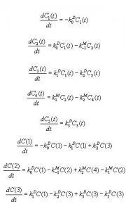 Equations 1-8