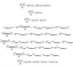 Equations 9-17