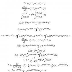 Equations 18-29