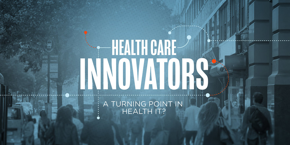 Health Care Innovators Series 2018 - Email Invite Graphic