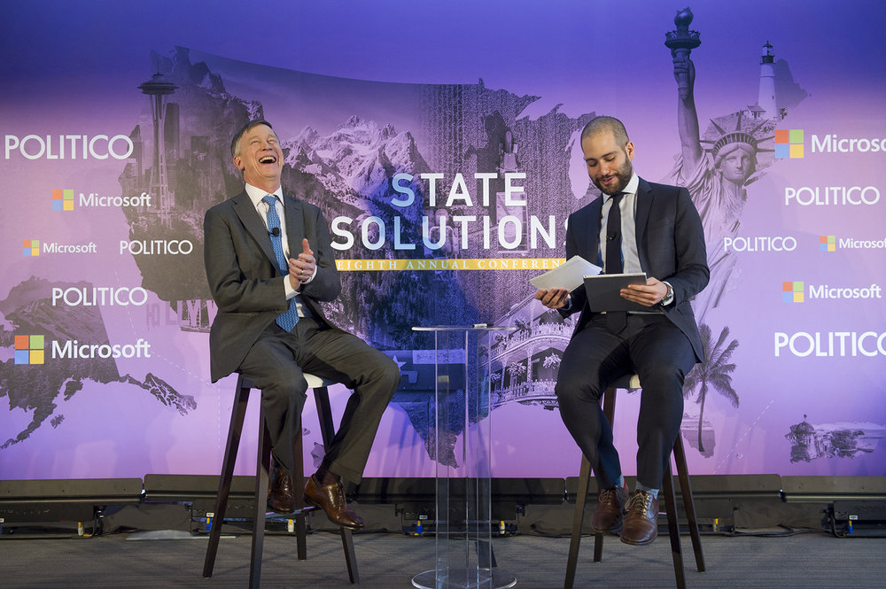 State Solutions 2018 - live event photograph by Rod Lamkey Jr.