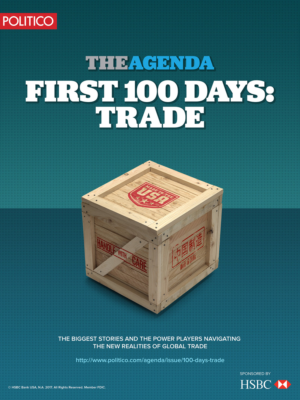 The Agenda - First 100 Days: Trade