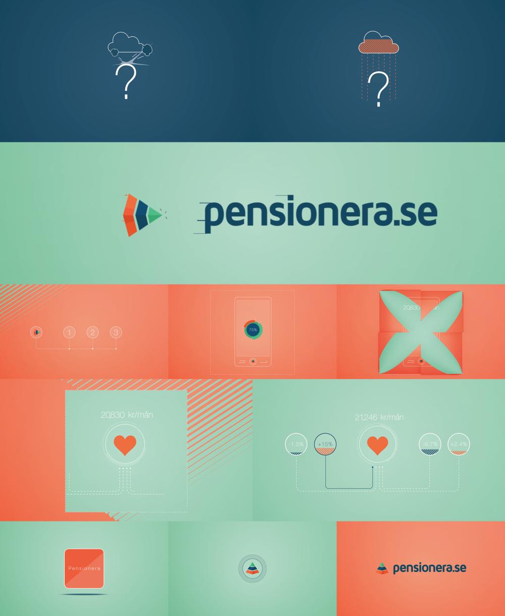 Pensionera