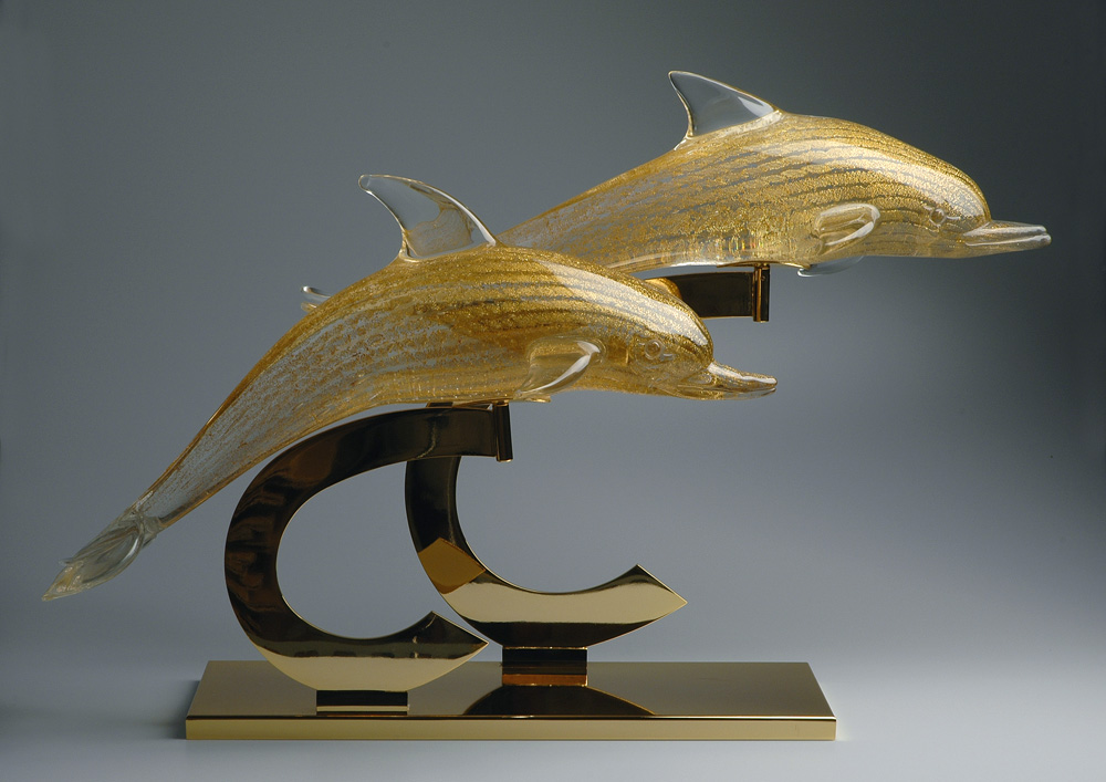 ZV1006_Gold Dolphins gold base.jpg