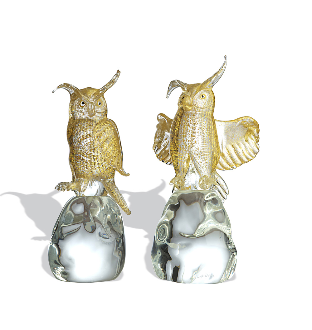 ZV1064_ZV1063_Gold Owls.jpg