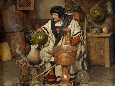 Glass Alchemist